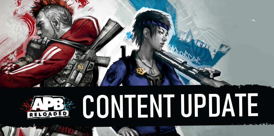 Message from Matt - APB Reloaded - GamersFirst