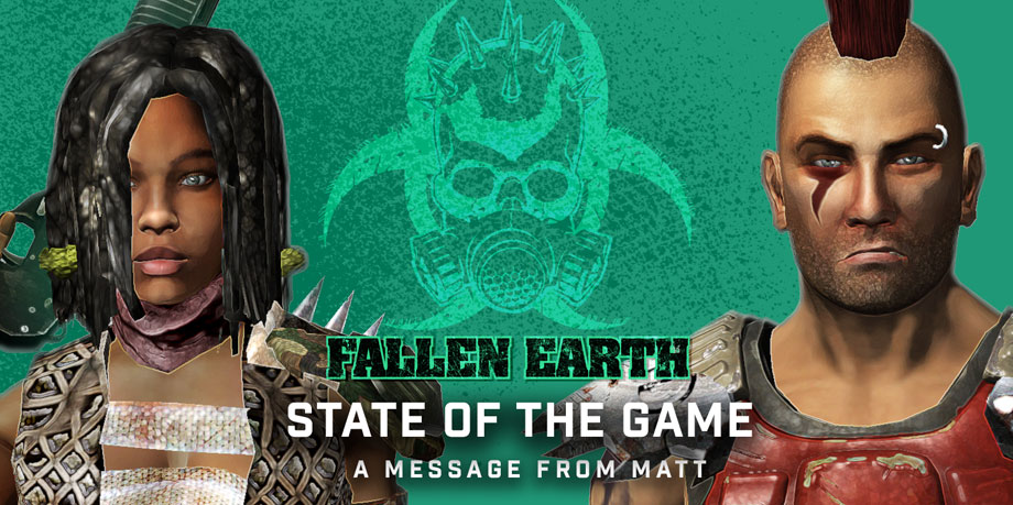 State of the Game 12/31/2018: Fallen Earth