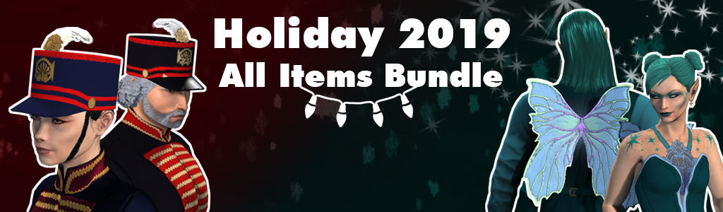 Holiday 2019 All Items Bundle