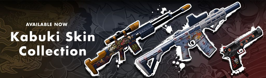 Kabuki Skin Collection