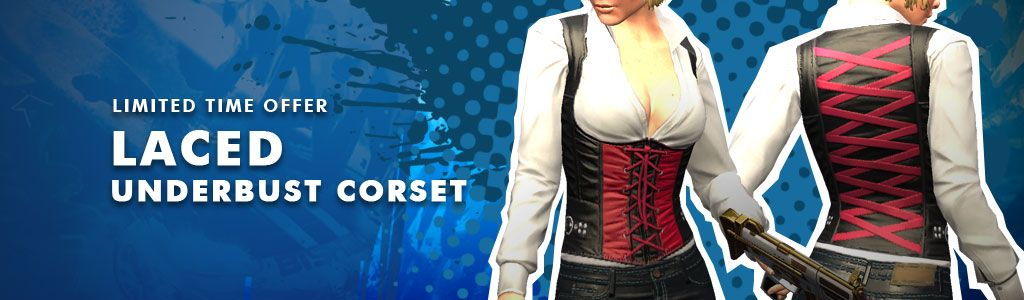 Laced Underbust Corset