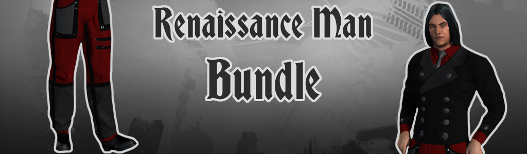 Renaissance Man Bundle (Account Lifetime)