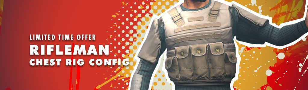Rifleman Chest Rig Config