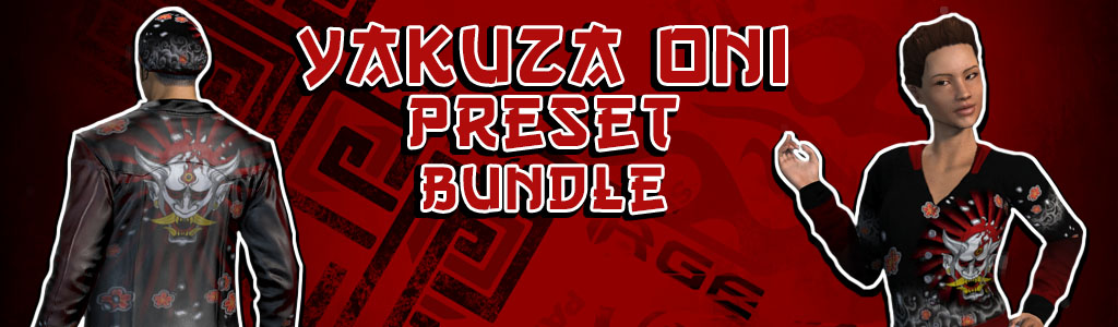 Yakuza Oni Bundle